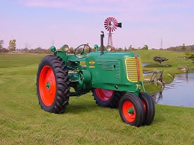 Oliver Model 70 Tractor