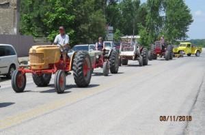 2016 Tractor Ride